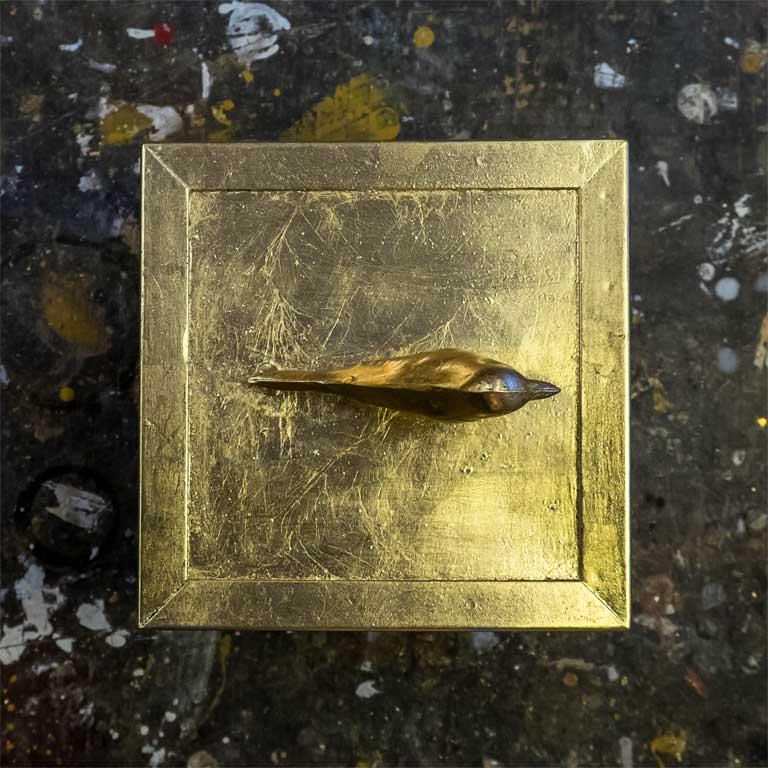 Kistchen Golddeckel