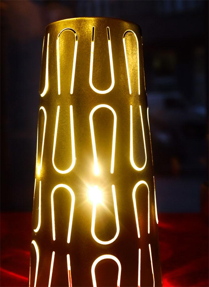 Lampe Goldturm