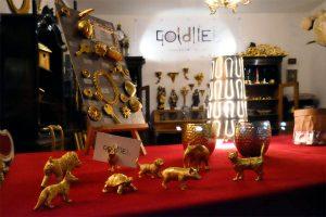 Goldlieb Shop und Schauraum in Wien